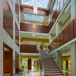 Mulvey & Banani, Elgin County Courthouse, Lighting Design, Courthouse Lighting Design