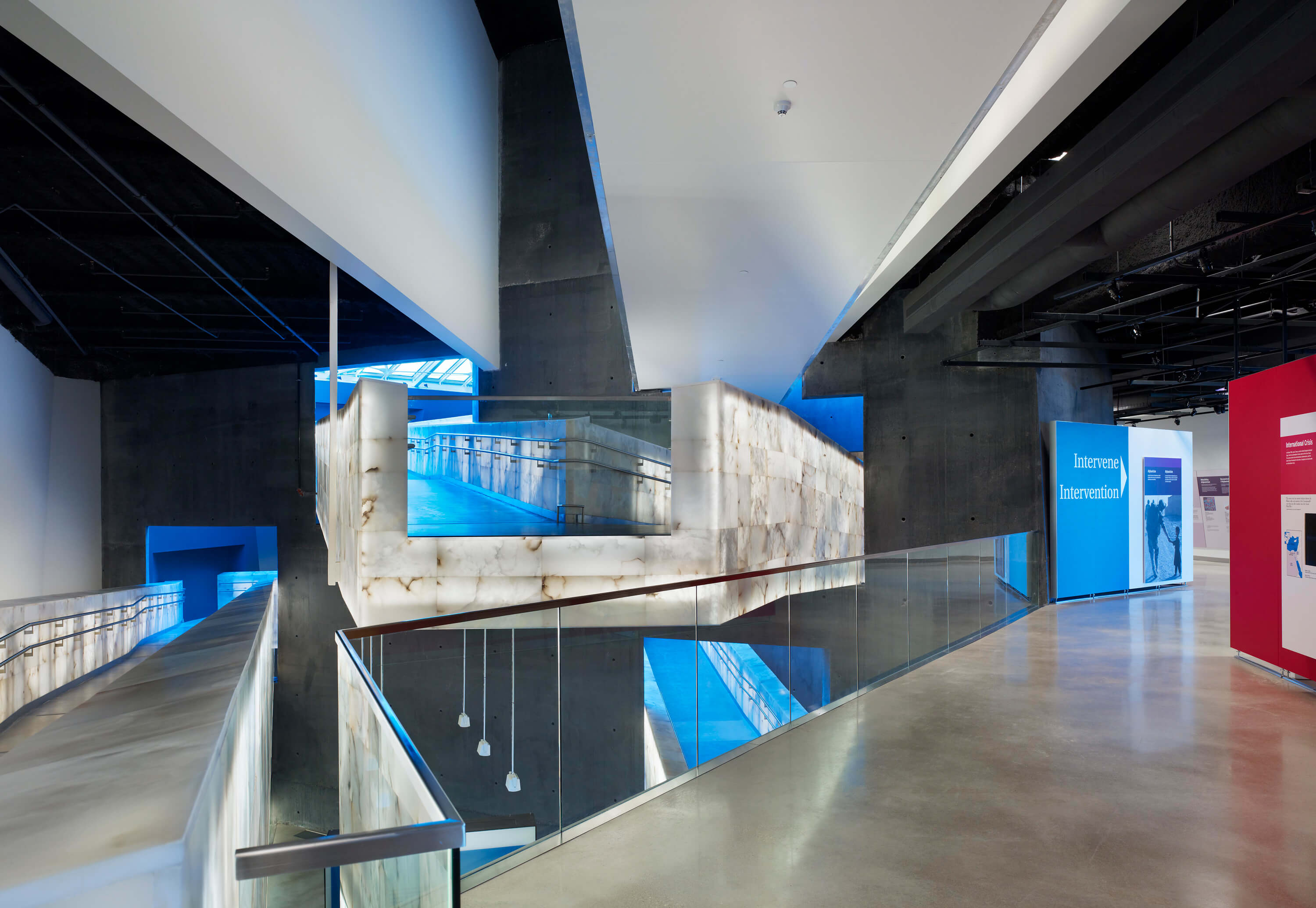 Canadian Museum Of Human Rights Mulvey Amp Banani Lighting