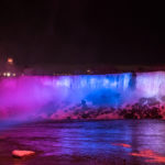 Mulvey & Banani, Niagara Falls Illumination, Lighting Design