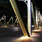 Mulvey & Banani, Queen Street Viaduct, Lighting Design